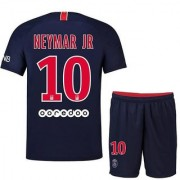 PSG Navy Blue Football Team Half Sleeve Dry Fit Jersey