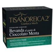 Gianluca Mech Spa Bevanda Gusto Cioccolato Menta 30 G X 4 Confezioni Tisanoreica