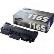 Samsung Originale Xpress M 2825 ND Premium Line Toner (116 / MLT-D 116 S/ELS) nero, 1,200 pagine, 3.51 cent per pagina