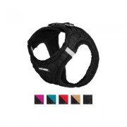 Best Pet Supplies Voyager Padded Fleece Dog Harness, Black, Large