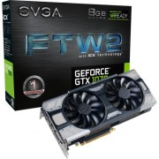 Paca video evga GeForce GTX 1070 FTW 2 Gaming iCX 8GB GDDR5 (256 Bit) HDMI, DVI-D, 3xDP, BOX (08G-P4-6676-KR)