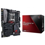Asus X299 Rampage 6 (vi) Apex X299 chipset all-in-one LGA 2066 (kabylake-X) Motherboard
