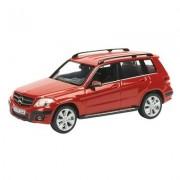 Schuco 1:43 Mercedes Benz Glk Red With Black Interior