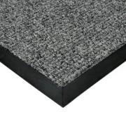 Šedá textilní zátěžová čistící rohož Catrine - 200 x 200 x 1,35 cm (77222323) FLOMAT
