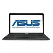 "Лаптоп Asus X751NV-TY001(90NB0EB1-M00130), четириядрен Apollo Lake Intel Pentium N4200 1.1/2.5 GHz, 17.3"" (43.94 cm) HD+ дисплей & GeForce 920MX 2GB(HDMI), 4GB DDR3, 1TB HDD, 1x USB 3.0, Linux, 2.8kg"
