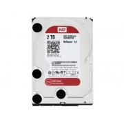 WD Western Digital Red disco duro interno Unidad de disco duro 2000 GB Serial ATA III