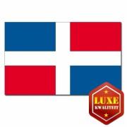 Luxe kwaliteit Dominicaanse vlag