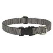 Eco 1 in granite adj collar 16-28 in color gris
