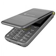 Blackbear i7 Trio Flip Phone (Dual Sim 2.0 Inch Display 1550 Mah Battery Grey)