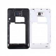 Frame ou carcaça traseira Samsung Galaxy SII S2 i9100 preta