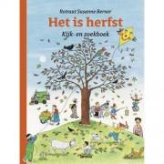 Kijk- en zoekboek: Het is herfst - Rotraut Susanne Berner