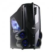 Carcasa Aerocool Syclone II Black/Blue