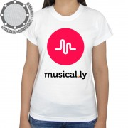Camiseta Musical.ly Tik Tok