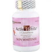 ACTIVE WHITE CAPSULES FOR SKIN FAIR WHITENESS - MADE IN USA