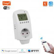 WiFi Termostat 16A pre kúpeľňový radiátor - Tuya Smart Life