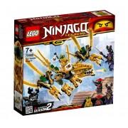 Set de constructie LEGO Ninjago Dragonul de aur
