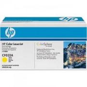 Тонер касета за HP Color LaserJet CF032A Yellow Print Cartridge - CF032A