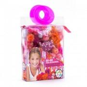 Bead Bazaar Fonal díszek és ékszerek - pink