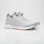 Reebok Pump Plus Supreme Hoodie Zinc/White/China Red/Awesome Blue