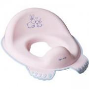 Детска седалка за тоалетна чиния Little Bunnie - KR002 Tega Baby - 2 налични цвята, 5907996441853