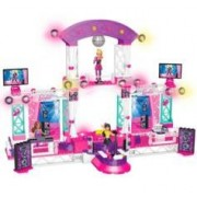 Mega Bloks Barbie super scène de star
