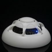 Детектор за дим със скрита безжична ip камера