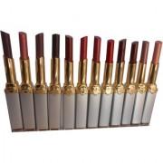 TLM GCI Bright Moist Lipstick 100% Fashion 99134F 2.5g X 12 pcs