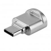 Adaptor portabil pentru carduri Micro SD TF la USB 3.1 C-Type
