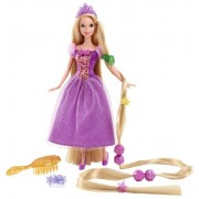 Disney Hairplay Rapunzel, Multi Color