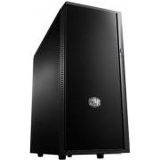 Cooler Master Silent Silencio 452 Midi-Toren Zwart computerbehuizing