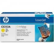 Тонер касета за HP Color LaserJet CE252A Yellow Print Cartridge - CE252A