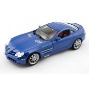 Mercedes-Benz SLR McLaren 1/18 Metallic Blue