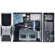 Station de travail Precision T5500 - Windows 7 - E5620 12GB 1000GB - Ordinateur Tour Workstation PC