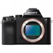 Aparat foto Mirrorless Sony A7 24.3 Mpx Full frame WiFi Black Body