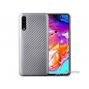 Gigapack navlaka za Samsung Galaxy A70 (SM-A705F), siva, karbon