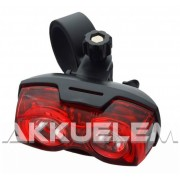 everActive TL-X2 2x0,5W hátsó kerékpár lámpa