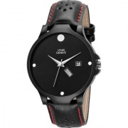 Louis Geneve Classic Day Date Analog Watch For Men ( LG-MW-DB-BLACK-266 )