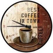 Ceas de perete - Best Coffee in Town