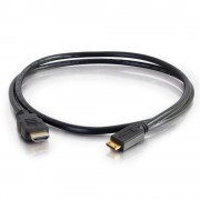 C2G 1m High Speed HDMI(R) to HDMI Mini Cable with Ethernet