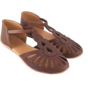 Vinayak collection Women's Chic Belly Shoes