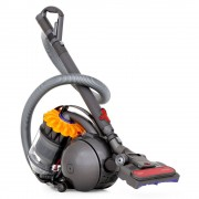 Dyson Ball Multi Floor Cylinder Vacuum Cleaner - Silver