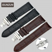 ISUNZUN Watchband For Tissot/Couturier/T035428A Watch Strap Band Bracelets Correas Para De Reloj Hombres 22 mm Pulsera Actividad