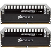 Memorie Corsair 8GB (2x4GB), DDR4, CL18, 3600 MHz, Dominator Platinum