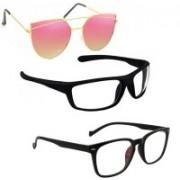 Vitoria Cat-eye, Spectacle Sunglasses(Multicolor)