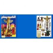 Playmobil 3873 Indian Warriors Totem Pole