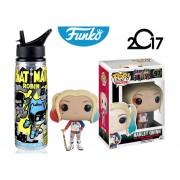 Termo Vinyl Y Harley Quinn Funko Pop Series Animadas Heroes