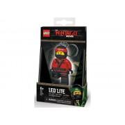 LGL-KE108K Breloc cu lanterna LEGO Ninjago Kai