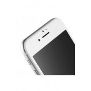 Folie sticla securizata Corning Gorilla premium full body 3D iPhone 7 Plus tempered glass 0,3 mm X Pro Benks ALB