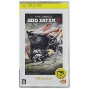 GOD EATER 2 PSP the Best