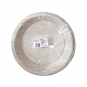 Farfurii de unica folosinta plate lux 21cm 20/set Est